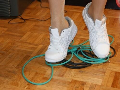 Sneaker Crushing